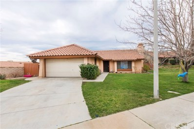 502 Hilltop, Palmdale, CA 93551 - MLS#: SR18067353