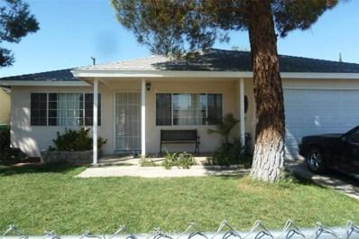 38645 32nd Street E, Palmdale, CA 93550 - MLS#: SR18067707