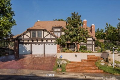 12128 Louise Avenue, Granada Hills, CA 91344 - MLS#: SR18068954