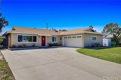 16246 Napa Street, North Hills, CA 91343 - MLS#: SR18070344