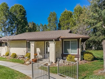 26336 Oak Highland Drive UNIT C, Newhall, CA 91321 - MLS#: SR18070840