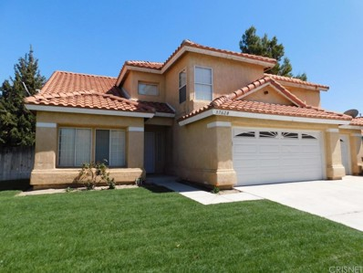 37628 Spectrum Lane, Palmdale, CA 93552 - MLS#: SR18070846