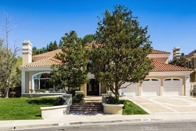 5824 Reefton Court, Calabasas, CA 91302 - MLS#: SR18070931