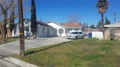 45355 Lostwood Avenue, Lancaster, CA 93534 - MLS#: SR18071106
