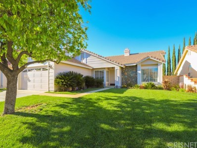 3157 Angeleno Place, Palmdale, CA 93551 - MLS#: SR18071200