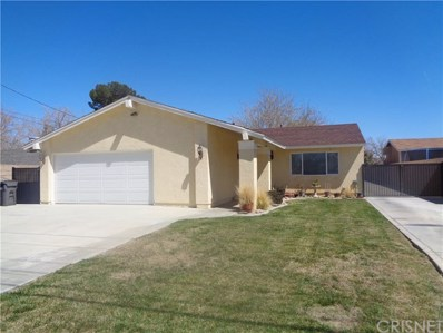 42632 55th Street W, Lancaster, CA 93536 - MLS#: SR18071219