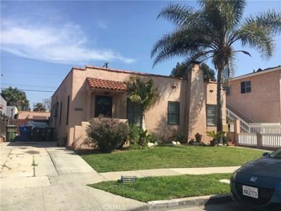 1854 S Curson Avenue, Los Angeles, CA 90019 - MLS#: SR18071242