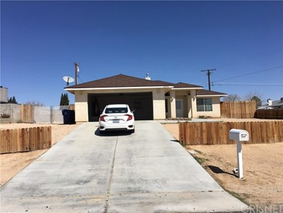 10193 Evelyn Avenue, California City, CA 93505 - MLS#: SR18071625