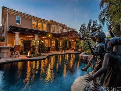 26832 Provence Drive, Calabasas, CA 91302 - MLS#: SR18071976