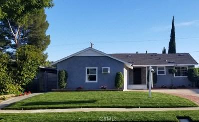 17242 Horace Street, Granada Hills, CA 91344 - MLS#: SR18072446