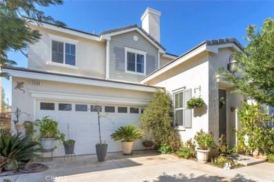 2548 Cassia Drive, Palmdale, CA 93551 - MLS#: SR18073027
