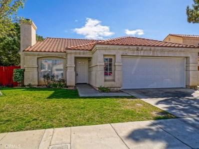 2136 Scott Avenue, Palmdale, CA 93550 - MLS#: SR18073306