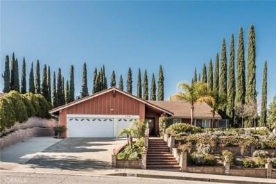17281 Falcon Place, Granada Hills, CA 91344 - MLS#: SR18073733