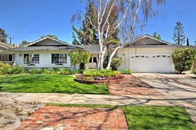 9718 Quartz Avenue, Chatsworth, CA 91311 - MLS#: SR18073734