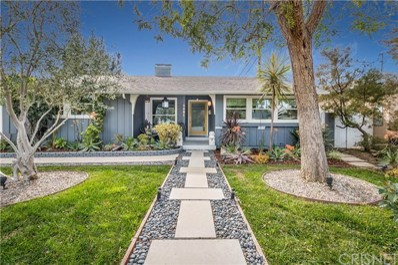 5661 Greenbush Avenue, Valley Glen, CA 91401 - MLS#: SR18073899