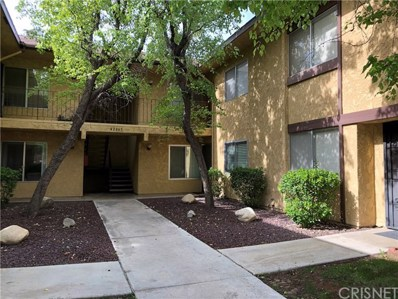 42865 15th Street W UNIT 4, Lancaster, CA 93534 - MLS#: SR18074286