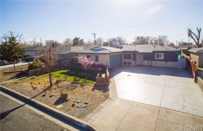 45023 16th Street W, Lancaster, CA 93534 - MLS#: SR18074427