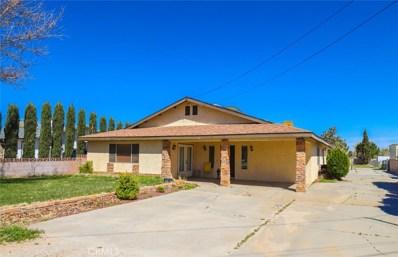 3321 W Avenue L6, Lancaster, CA 93536 - MLS#: SR18074886