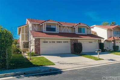 19536 Shadow Springs Way, Porter Ranch, CA 91326 - MLS#: SR18075185