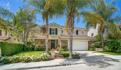 26572 Shakespeare Lane, Stevenson Ranch, CA 91381 - MLS#: SR18075754