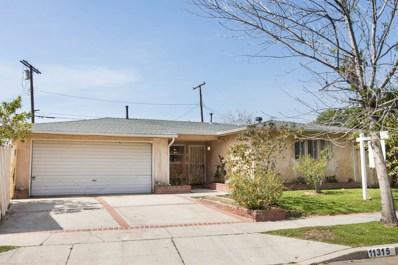 11315 Montgomery Avenue, Granada Hills, CA 91344 - MLS#: SR18077269