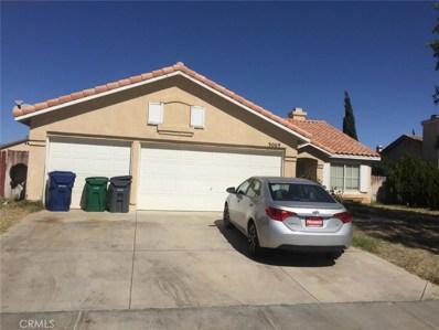 3069 Marbella Lane, Palmdale, CA 93550 - MLS#: SR18077505