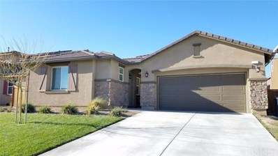 3417 Leopard Court, Rosamond, CA 93560 - MLS#: SR18077772