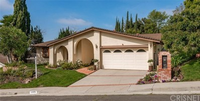12569 Mendel Drive, Granada Hills, CA 91344 - MLS#: SR18077893