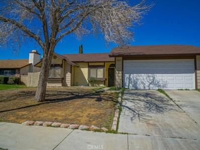1823 E Avenue R10, Palmdale, CA 93550 - MLS#: SR18077939