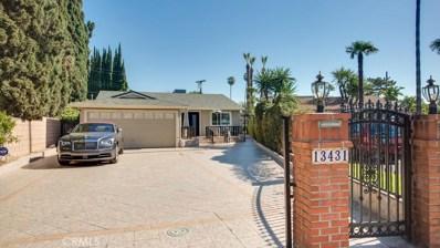13431 Ebell Street, Van Nuys, CA 91402 - MLS#: SR18078006