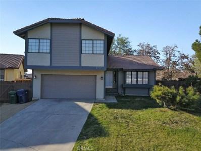 2717 La Mesa Court, Lancaster, CA 93535 - MLS#: SR18078062