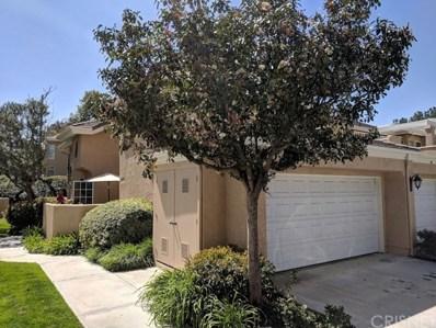 24011 Arroyo Park Drive UNIT 60, Valencia, CA 91355 - MLS#: SR18078309