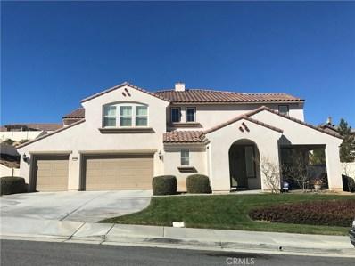 41645 Chardonnay Avenue, Palmdale, CA 93551 - MLS#: SR18078558