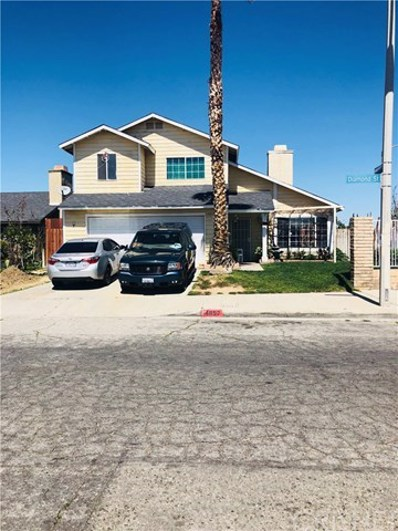 4857 Diamond Street, Palmdale, CA 93552 - MLS#: SR18079080
