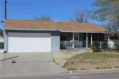 38355 17th Street E, Palmdale, CA 93550 - MLS#: SR18080199