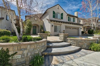 26636 Shakespeare Lane, Stevenson Ranch, CA 91381 - MLS#: SR18080406