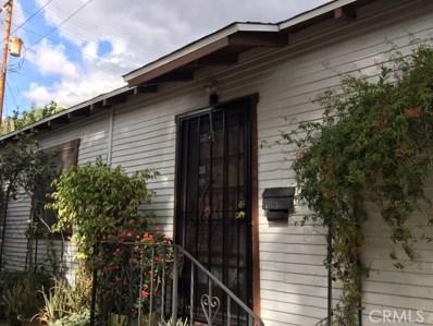 705 E Providencia Avenue, Burbank, CA 91501 - MLS#: SR18080521