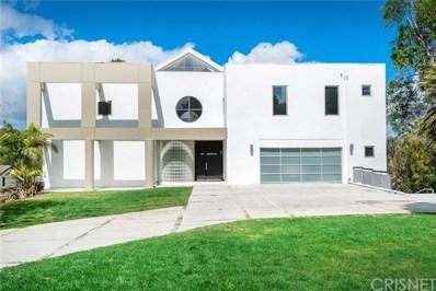 22139 Mulholland Drive, Woodland Hills, CA 91364 - MLS#: SR18080524