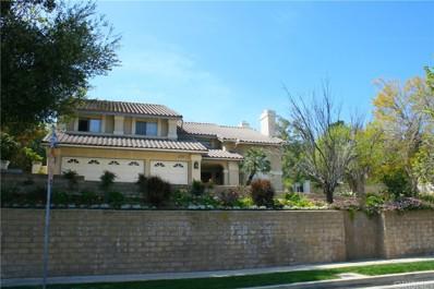 12505 Cascade Canyon Drive, Granada Hills, CA 91344 - MLS#: SR18081116
