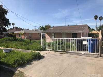12781 Woodcock Avenue, Sylmar, CA 91342 - MLS#: SR18082007