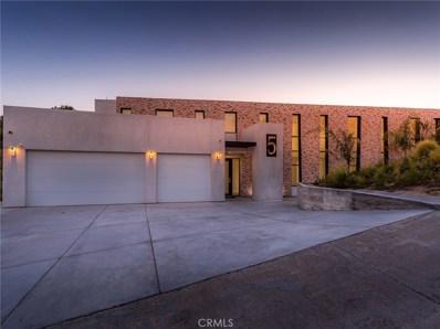 5 Wrangler Lane, Bell Canyon, CA 93065 - MLS#: SR18082100