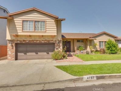 4757 Don Miguel Drive, Baldwin Hills, CA 90008 - MLS#: SR18082304