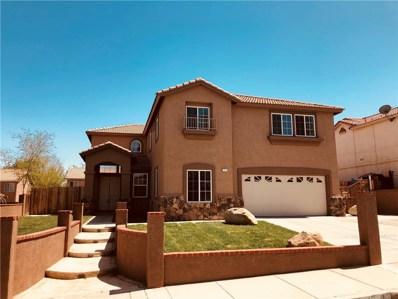 36526 Quail Street, Palmdale, CA 93552 - MLS#: SR18082534