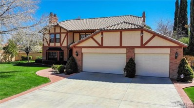 2704 Brentwood Drive, Lancaster, CA 93536 - MLS#: SR18083696