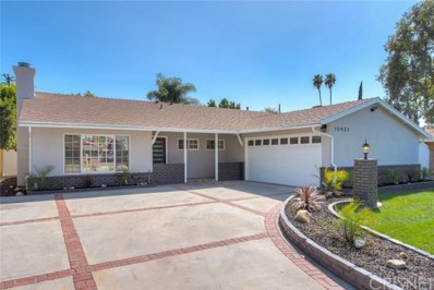 15932 Napa Street, North Hills, CA 91343 - MLS#: SR18083751