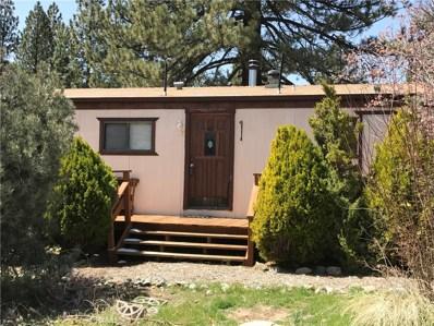 16724 Aleutian Drive, Pine Mtn Club, CA 93222 - MLS#: SR18083794