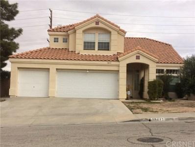 38442 Desert Flower Drive, Palmdale, CA 93551 - MLS#: SR18084232