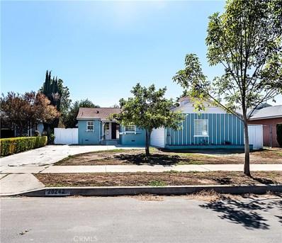 20242 Bassett Street, Winnetka, CA 91306 - MLS#: SR18084383
