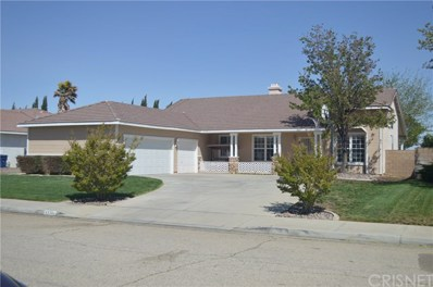 43344 Honeybee Lane, Lancaster, CA 93536 - MLS#: SR18084623