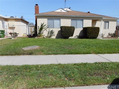 8020 Norwich Avenue, Panorama City, CA 91402 - MLS#: SR18085052